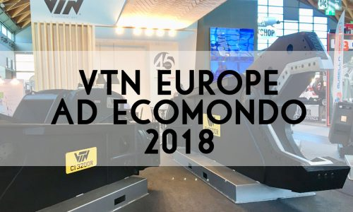 VTN presenta il nuovo catalogo prodotti per la Demolizione